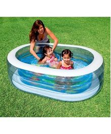 Intex Inflatable Sea Friends Water Pool - White