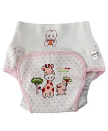 Kassy Pop Baby Diaper Training Pants Size Medium - Pink