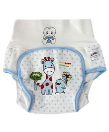 Kassy Pop Baby Diaper Training Pants Size Small - Blue
