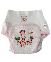 Kassy Pop Baby Diaper Training Pants Size Extra Large - Pink