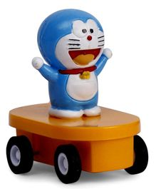 Doraemon Figurine Fun Wheels - Blue