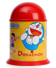 Doraemon Coin Bank - Red