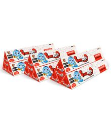 Alphabet Colouring Roll Pack of 12 - English