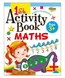 1st Activity Maths Book - English