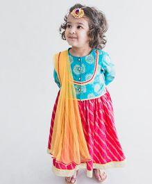 Lehenga Ghagra 2 4 Years To 12 Years Ethnic Wear Online Buy