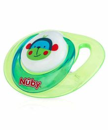 Nuby Orthodontic Pacifier - Green