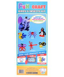 Appu Series DIY Fun Craft Birds & Insects Kit