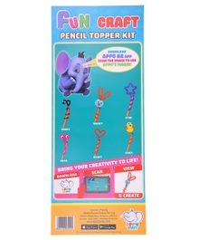 Appu Series DIY Fun Craft Pencil Topper Kit