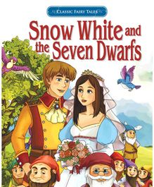 Snow White And The Seven Dwarfs Story Book - English