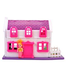 Mamma Mia Doll House Pink - 35 Pieces