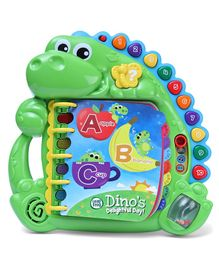 Leap Frog Dino's Delightful Day Book - Green