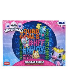 Hatchimal Jigsaw Puzzle Mutlicolor - 103 Pieces