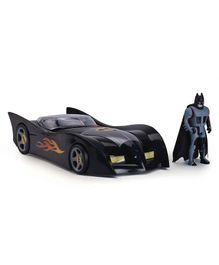 Funskool Batmobile With Batman Figurine - Black