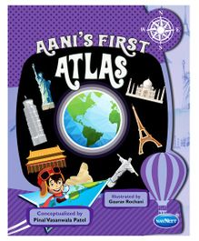Aani's First Atlas Book - English