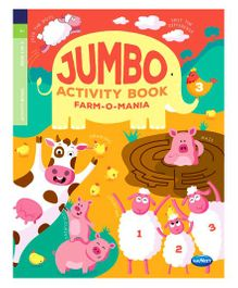 Jumbo Activity Book III - English