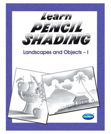 Pencil Shading Landscapes & Objects 1 - English