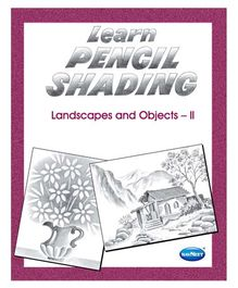 Pencil Shading Landscapes & Objects 2 - English