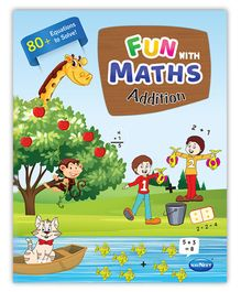 Fun With Maths Addition Books - English