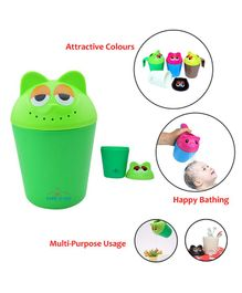 Safe-O-Kid Animal Shaped Shampoo Rinse Cup - Green