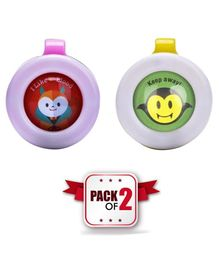 Ole Baby Anti-Mosquito Button Bands Pack of 2 - Multicolour