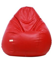 Sattva Classic Bean Bag With Beans XXXL -- Red