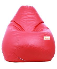 Sattva Classic Bean Bag With Beans XXL - Pink