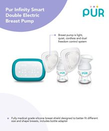 Pur Infinity Smart Double Electric Breast Pump