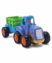 IndiaBuy Friction Huile Tractor - (Color May vary)