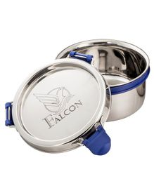 Falcon Eco Nxt Stainless Steel Container - Silver