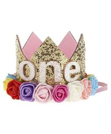 Ziory Birthday Crown - Multicolor