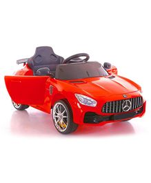 GetBest Battery Operated Ride On Car - Red