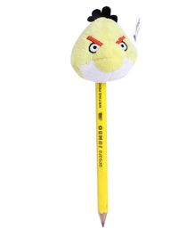 Angry Bird Soft Toy - Yellow