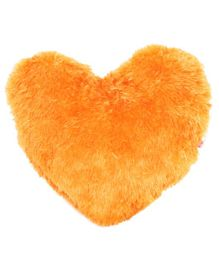 Harry & Honey Little Heart Cushion - Brown