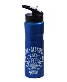 Pix Stainless Steel Water Bottle Blue - 750 ml