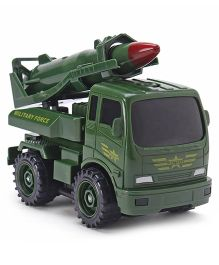 Mitashi Hobby Lobby Battalion Masters My Air Defence Missile Blaster 25 Pieces - Green