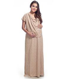 249265aaffa Maternity Gowns, Nightwear, Nursing Wear, Tops Online in India