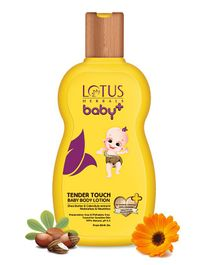 Lotus Herbals Baby Plus Tender Touch Body Lotion - 100 ml