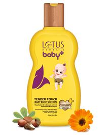 Lotus Herbals Baby Plus Tender Touch Body Lotion - 200 ml