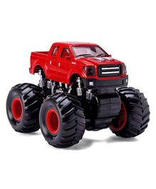 Imagician Playthings Kratos Big Wheel KIW 010G Savage Safari Toy Car - Black & Red
