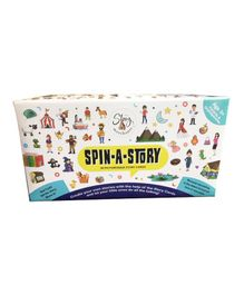 The Story Merchants Spin a Story Card Games - 90 Cards