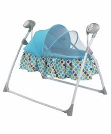 LuvLap Royal Cradle - Blue