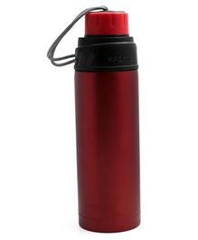 Pix Stainless Steel Water Bottle Maroon - 900 ml
