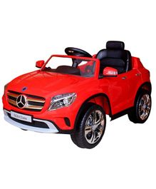 GetBest Mercedes GLA Class Battery Operated Car With Remote - Red