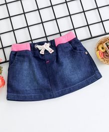 ToffyHouse  Skirts & Dividers Denim 6-9M Girl