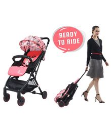 R for Rabbit Pocket Stroller Lite - Pink