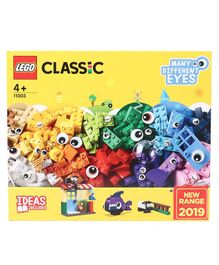 Lego Classic Bricks And Eyes - 451 Pieces-11003