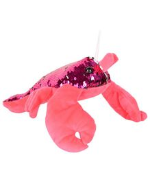 Deals India Stuffed Plush Lobster Pink - 30 cm
