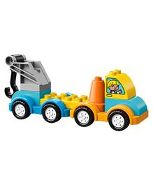 Lego Duplo My First Tow Truck Multicolour - 11 pieces - 10883