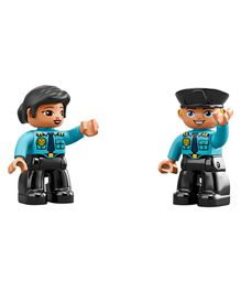 Lego Duplo Police Station - Multicolor-38 Pieces-10902