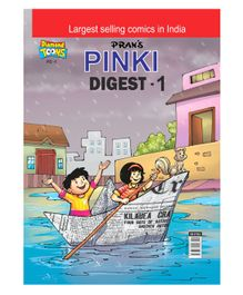 Pinki Digest Book Part 1 - English